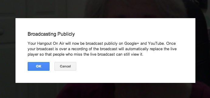 Google Broadcast Publicly Agreement