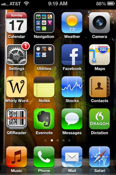 iphone home page how to directly email an iphone 11928
